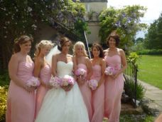 Matching Bridesmaid